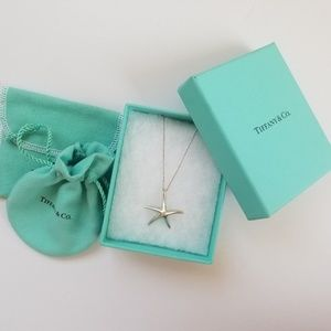 Tiffany&Co. Starfish Necklace